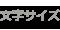 文字サイズ